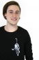 Mobile Preview: Langarmshirt mit Kosmonaut