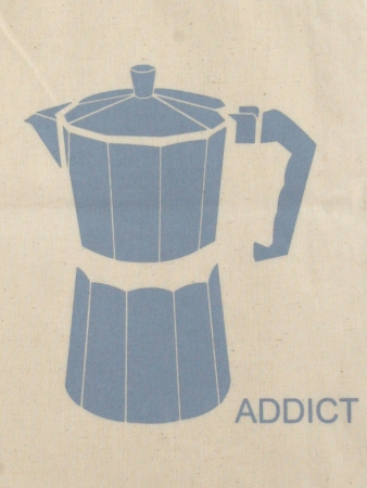 "Beutel ""Coffee Addict"", natur"
